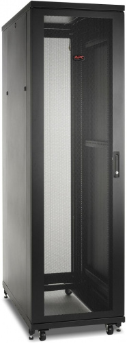 Шкаф APC. NetShelter SV 42U 600mm Wide x 1060mm Deep Enclosure with Sides Black AR2400