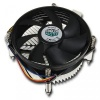 Кулер Cooler Master CPU Cooler Intel 775 (height 50.5mm, TDP 65W, Al, 90x90x25, 19dba, 4pin, screw,  DI5-9FDSL-P3-GP